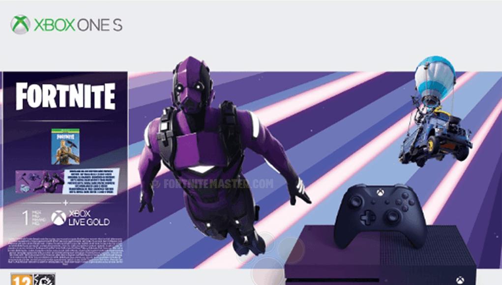 Dark Vertex bundle Xbox One S