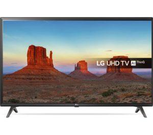 LG 4K gaming TV
