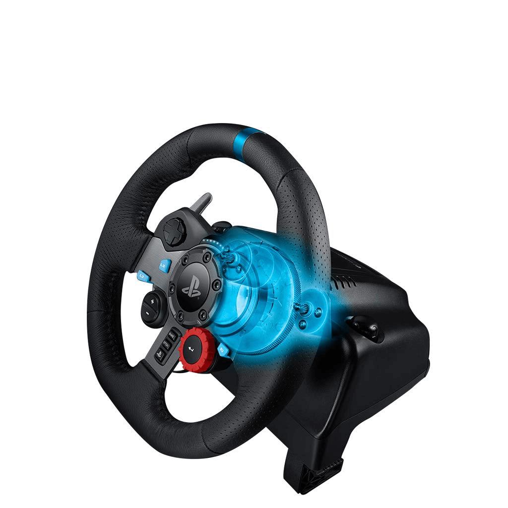 Logitech steering wheel force feedback