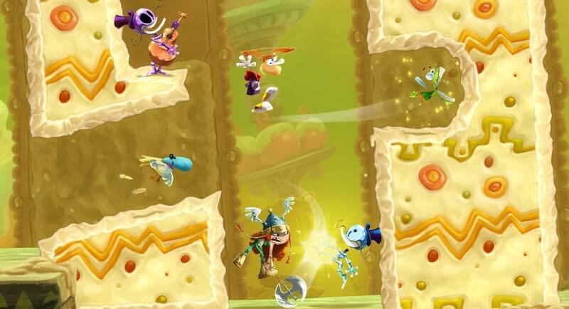 Rayman Legends Switch