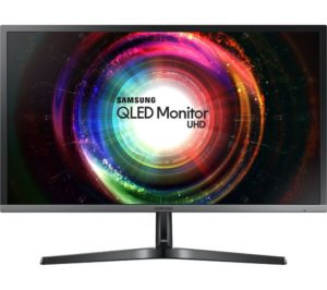SAMSUNG 4K Ultra HD monitor