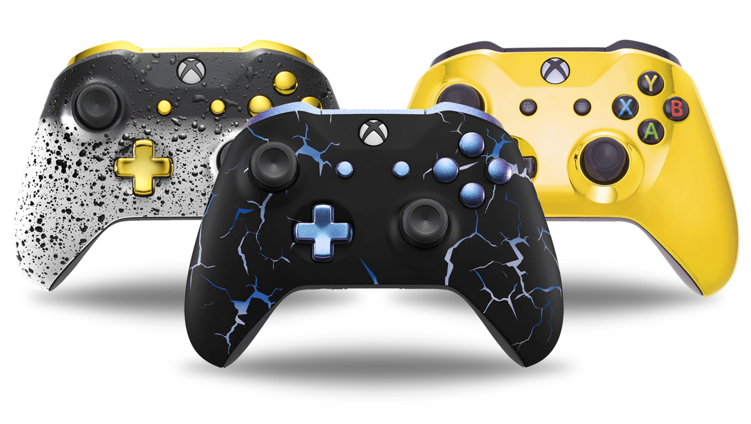 Custom xbox one controllers from Custom Controllers UK
