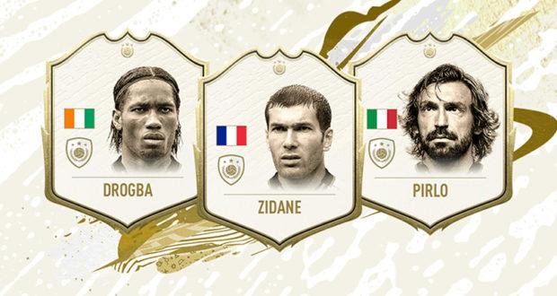 FIFA 20 FUT Icons