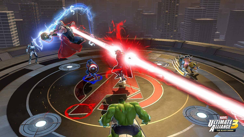 Marvel Ultimate Alliance 3 co-op