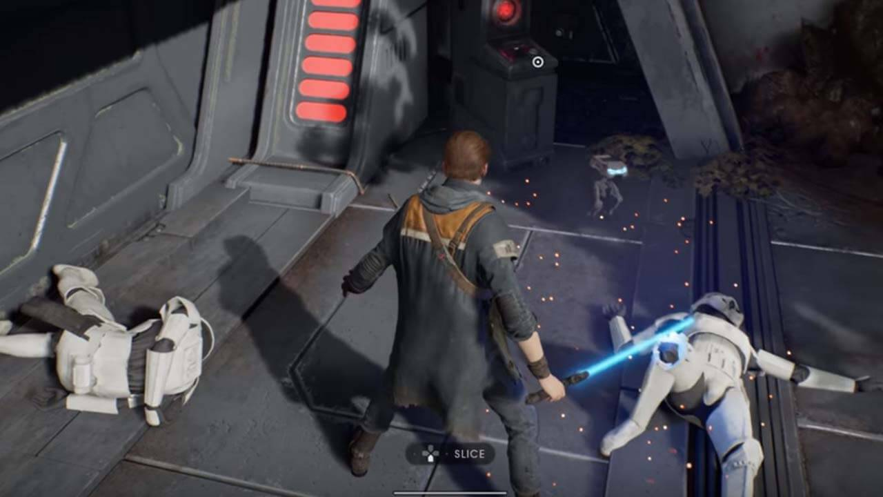 Star Wars Fallen Order Force powers