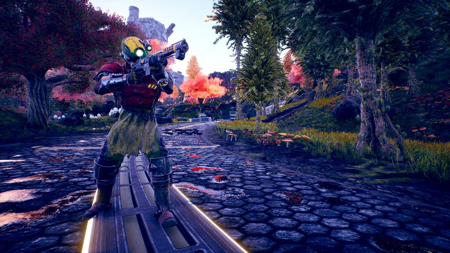 The Outer Worlds characters