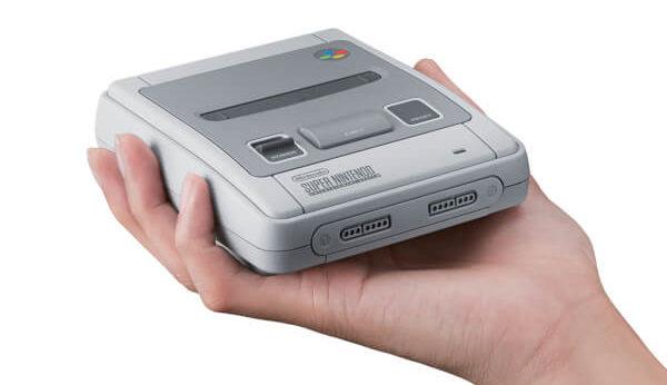 SNES Mini Console