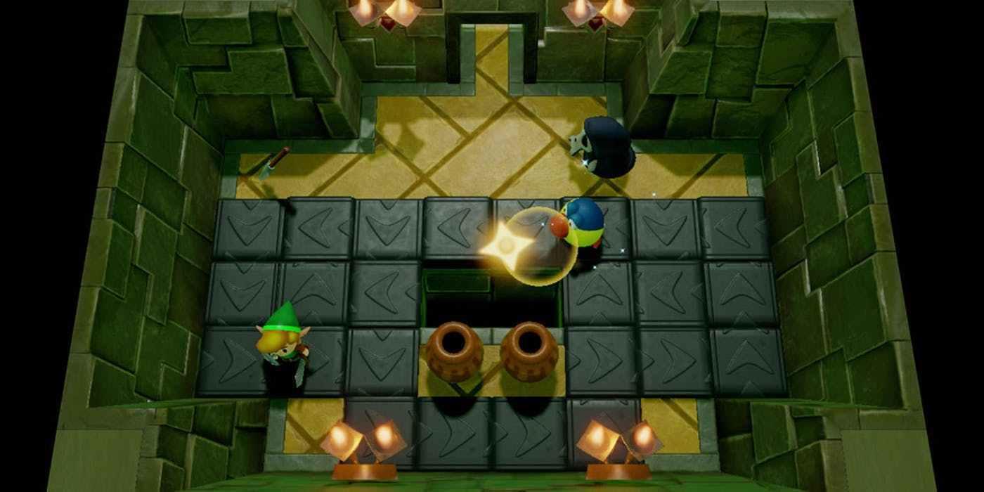 Links Awakening dungeon maker
