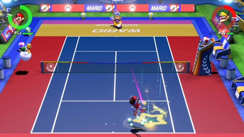 Mario Tennis Aces Ultra Smash
