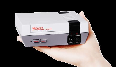 NES Mini Console