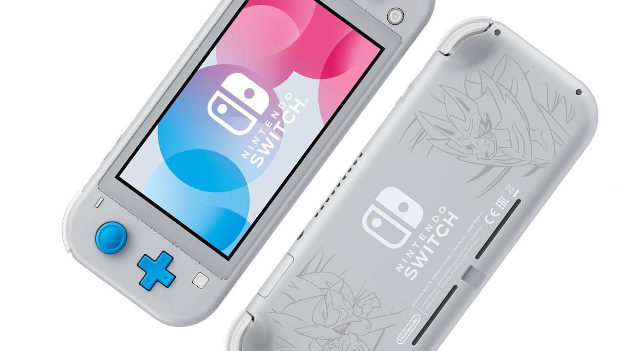 Pre Order The Pokemon Edition Nintendo Switch Lite Console Deals Console Deals