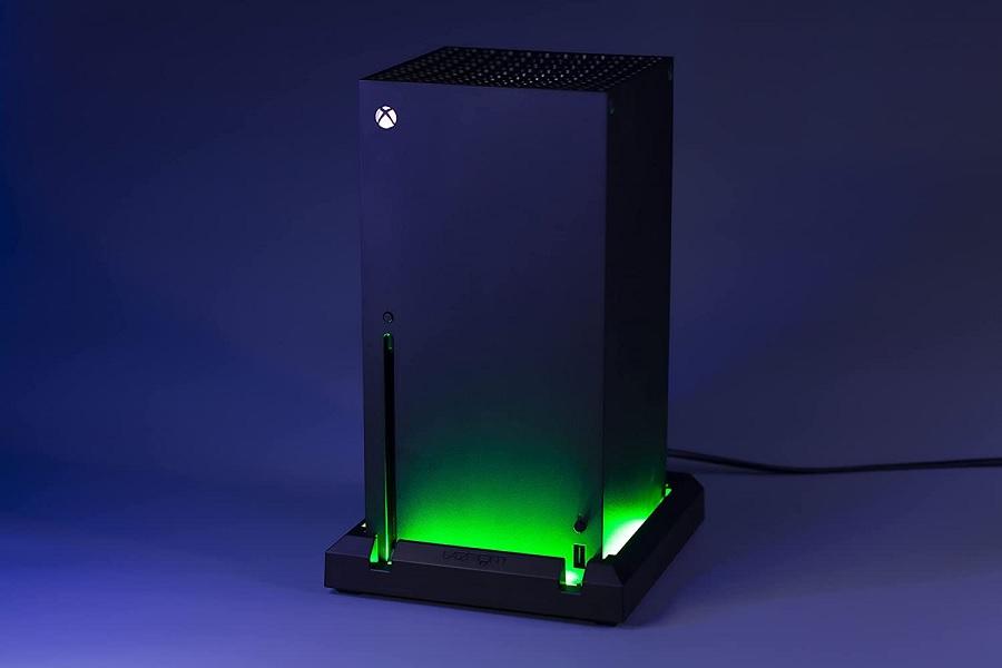 Venom Xbox Series X LED stand