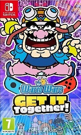 WarioWare Get It Together - Nintendo Switch