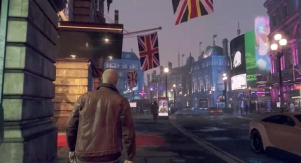 Watch Dogs Legion Screenshot 1