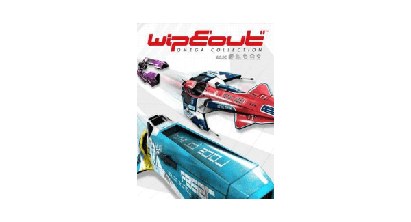 Wipeout Omega Collection Box aRT