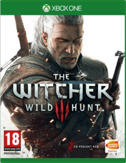 Witcher 3 - Xbox One cover