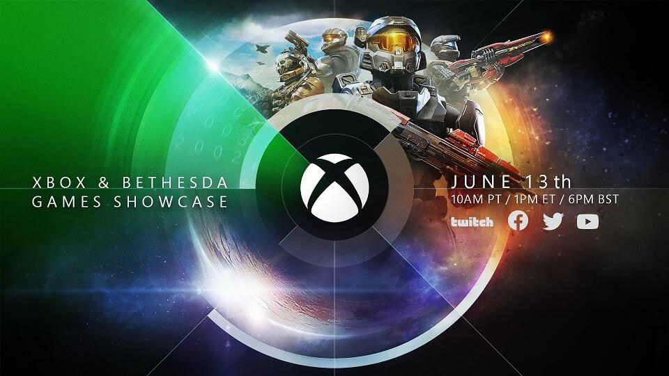 Xbox and Bethesda E3 shoewcase 2021