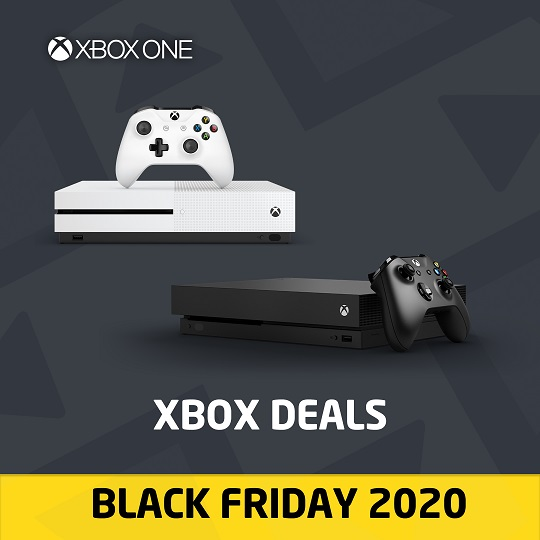Xbox One deals - Black Friday 2020