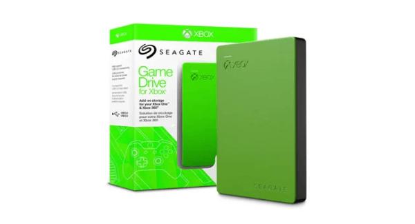 Xbox One External Hard Drive