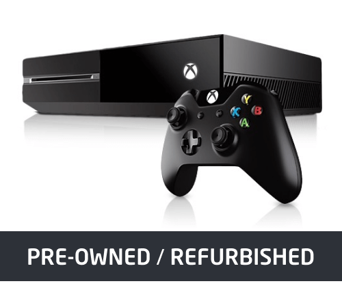 Refurbished Xbox One Console Deals