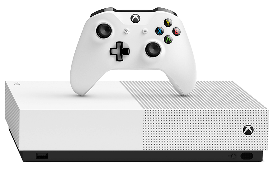 Xbox One All Digital Model