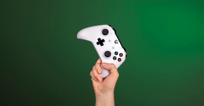 Xbox One S Controller Header Image