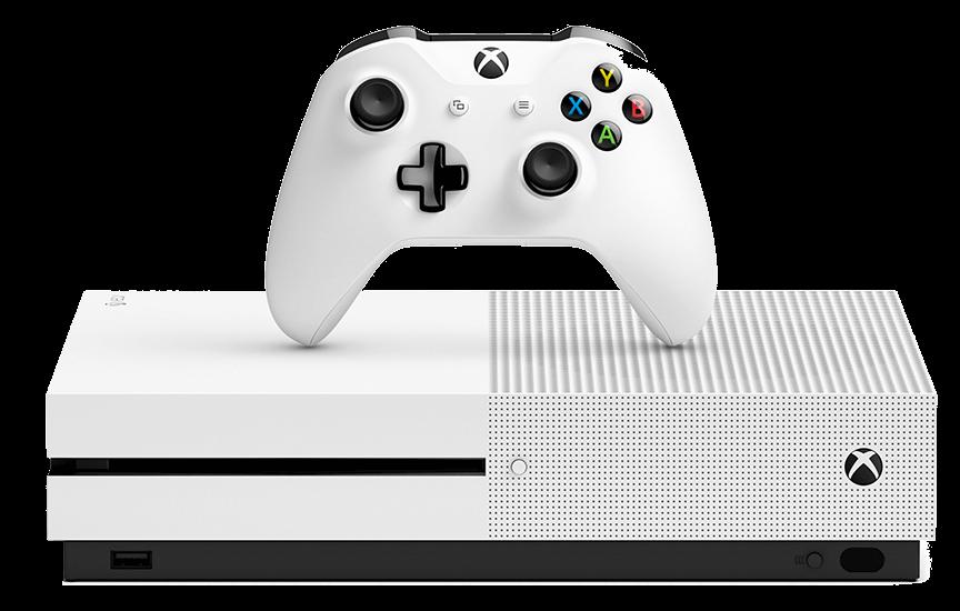 Xbox One S Model