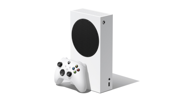 Xbox One Series S Console with Robot White Controller