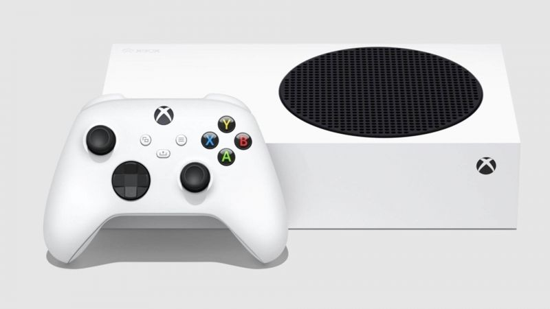 Xbox Series S - banner