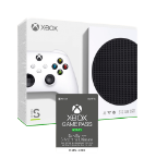 Xbox Series S with Game pass