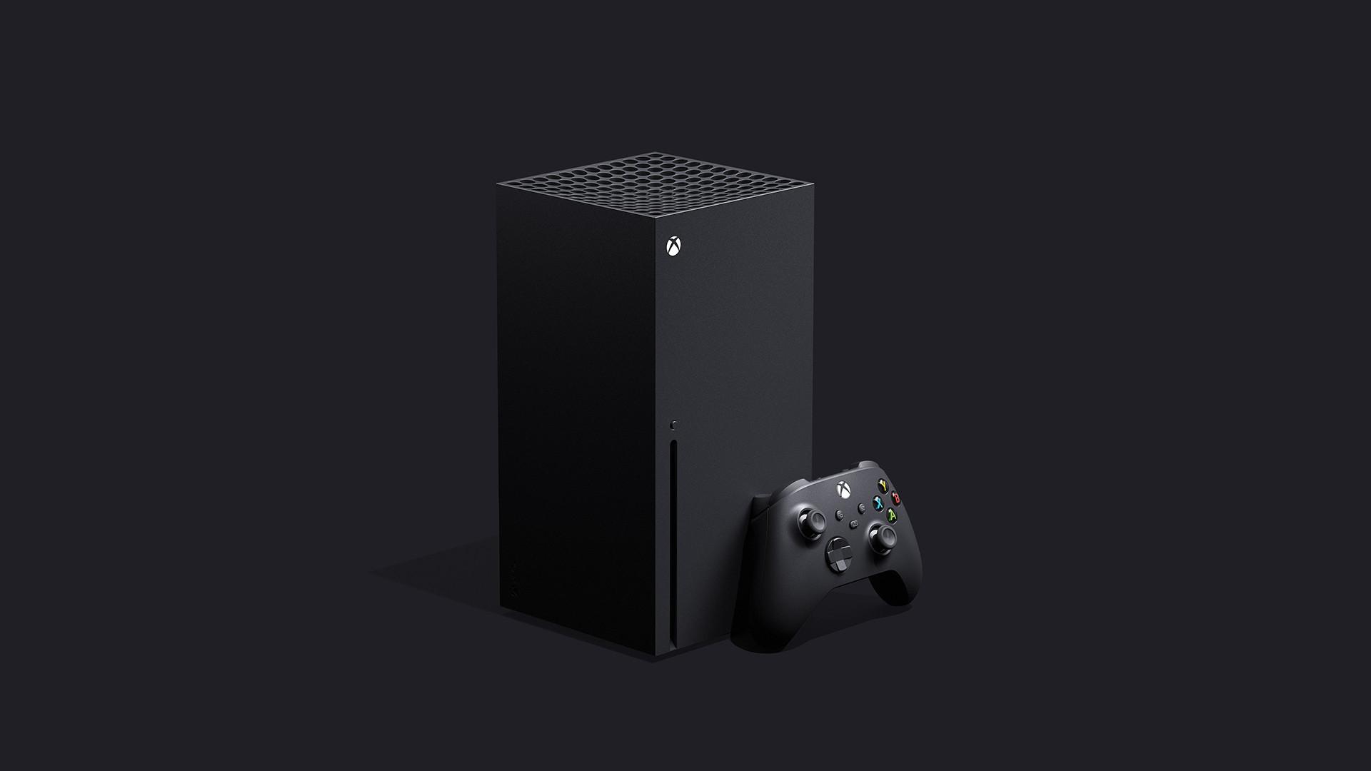 Xbox Series X - advice banner