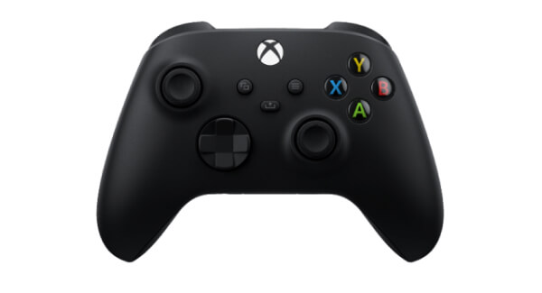 Xbox Series X and S Carbon Black Controller