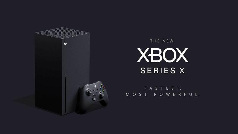 Xbox Series X - header
