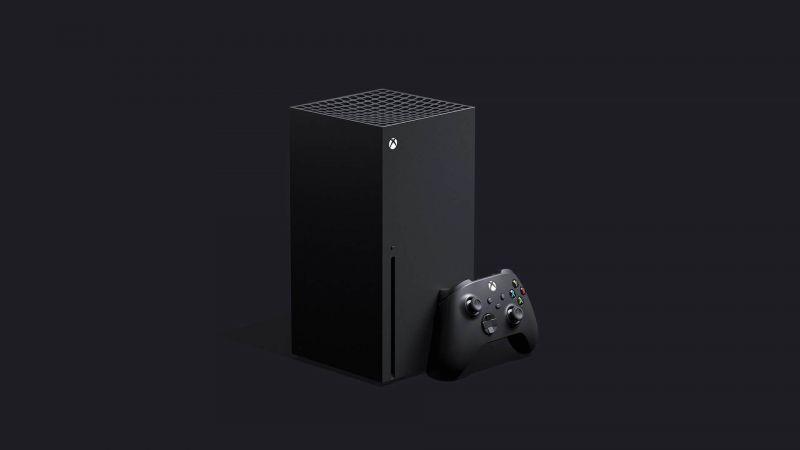 Xbox Series X press shot