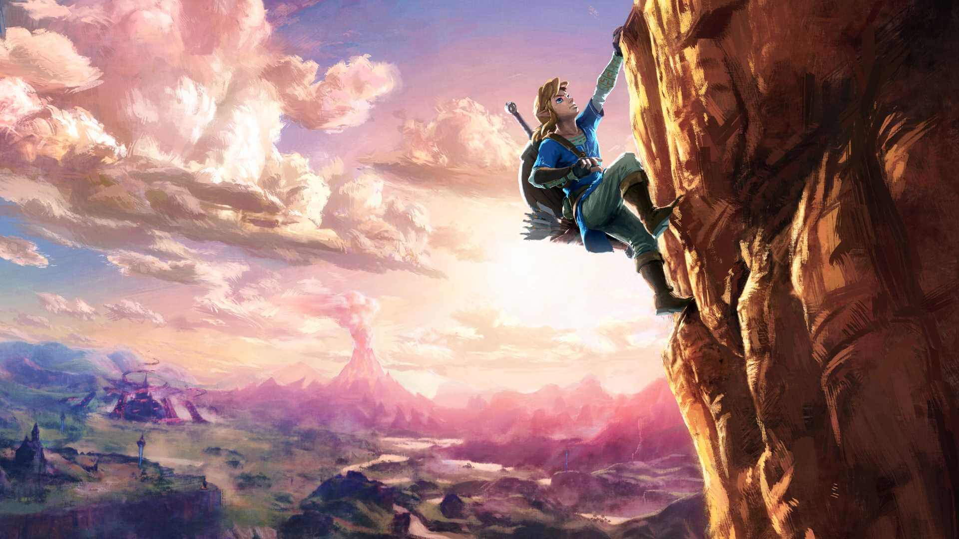 Zelda Breath of the Wild - header